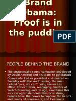 Brand Obama