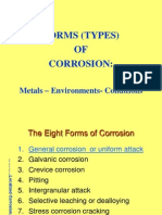 7 Forms of Corrosion I