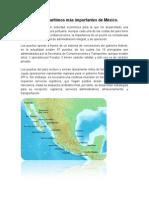 Puertos Marítimos Más Importantes de México