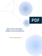 Blue Ocean Strategy Example