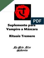 Suplemento para Vampiro a Máscara_Rituais Tremere.doc