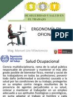 Ergonomia en Oficinas