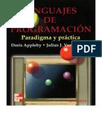 Appleby Doris Lenguajes de Programacion