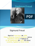 Sigdmun Freud