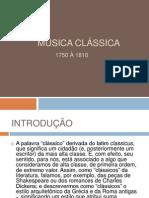 Music a Classic A