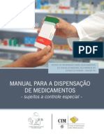 Manual Para a Dispensacao de Medicamentos