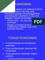 Puskesmas Prof Azrul