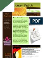 Newsletter.02NOV09