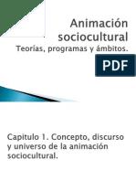 Animación Sociocultural-Mtra. Fabiola