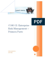 Nasaudit-COSO II Enterprise Risk Management Primera Parte[1]