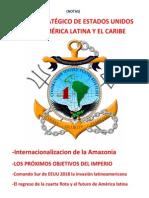 PLAN ESTRATÉGICO DE ESTADOS UNIDOS PARA AMÉRICA LATINA Y EL CARIBE- (NOTAS)