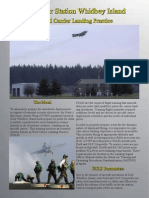 Naval Air Station Whidbey Island Field Carrier Landing Practice