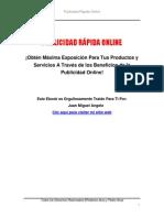 Publicidad Rapida Online