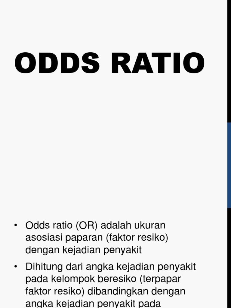 Online Odds Ratio