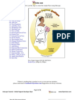 Bridal Flyer Pageant Boutique Inkscape