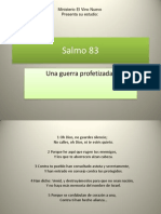 Salmo 83pps