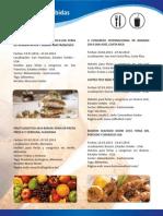 Calendario Ferias Internacionales 2014