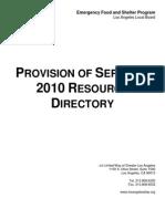 la resource directory
