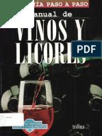 Manual de Vinos y Licores