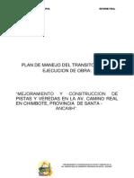 Plan de Desvios de La Av Camino Real
