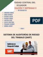 Sistema de Auditoria de Riesgo de Trabajo (Sart)
