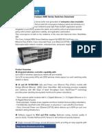 Cisco Catalyst 3850 Series Switches Datasheet