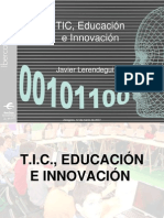 TIC EducacionInnovacion