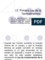 3.4primera Ley Ternodinamica