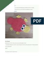 Platypus Potholder