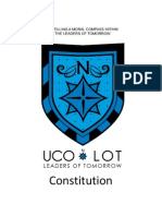 LOT Constitution -posted revisions-