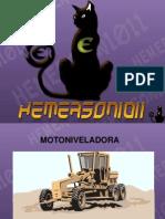 Manual de Motonivelador