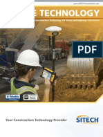 SITECH Heavy and Highway Portfolio Brochure - English - Lores