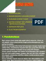 Ergonomi Modul-4 (Sistem Syaraf Manusia)