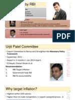 Mamata L4 P1 Urjit Patel Committee
