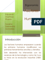Factores humanos presentacion!