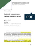 La Theorie Pragmatiste de l Action Collective - Copie