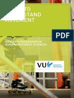 Brochure Human Movement Sciences Master Tcm85-264204