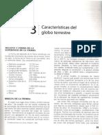 Geología General y de México - Cap 3-4-5 Globo Terrestre, Capas