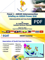 (181536741) Panel 1-1 Briefing on ASEAN Power Grid