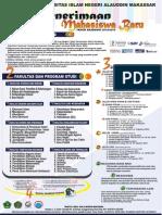 Browsur Penerimaan UIN Alauddn Makassar 2014