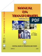 CBIP Tranformer Manual