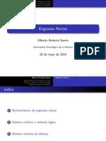Tarea 21 Diapositivas Engranes