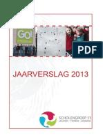 Jaarverslag 2013 Scholengroep 11