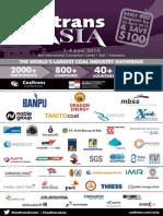 CoalTrans Asia Convention 2014