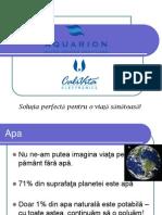Aquarion Presentation Ppt