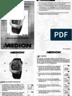 Medion Pulsuhr MD3680