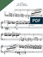 IMSLP04925-Liszt - S320 Die Drei Zigeuner, Franz Liszt, voice and piano