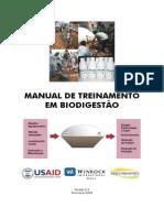 16.Manual de Treinamento Em Biodigestao