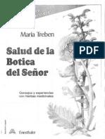 Salud de La Botica Del Señor - Maria Treben - 110 Pag