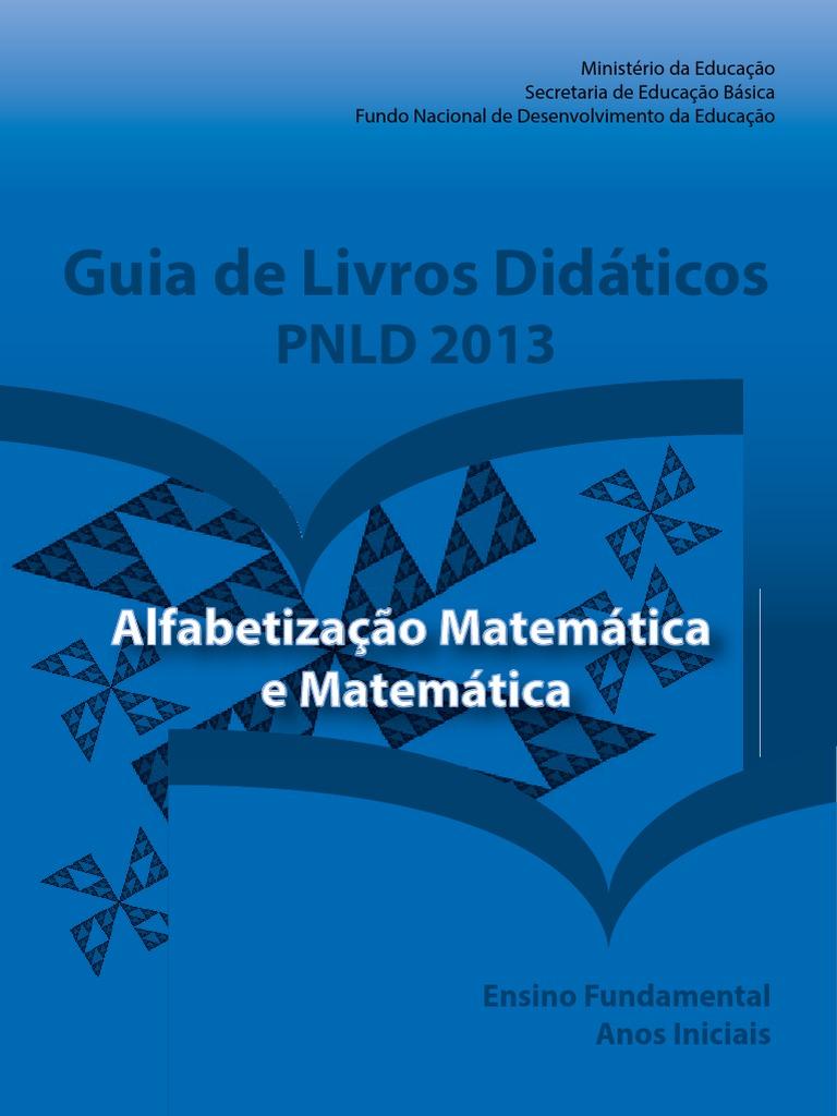 9b068facf5 Guia Pnld 2013 Matematica